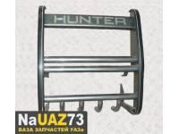 Кенгурин на УАЗ 469 Хантер Атака с защитой двигателя