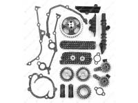 Ремкомплект привода ГРМ ЗМЗ 406,409 PRO (72/92) ЕВРО3 Идеальная фазаполный (двухр. цепь г.Киров) (406.3906625-05 Э)