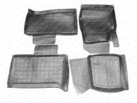 Коврики салона УАЗ-3163 (с 2015 г.в.) резиновые (3163-5109014/15/44/45)